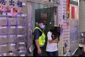 發送「人與人連結」訊息 警扮嫖客逮賣淫女查獲44枚保險套