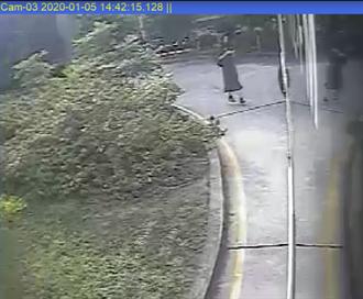 女邊滑手機被公車撞噴草叢 告上法院結局大逆轉