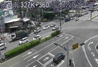 端午連假前一天 台南返鄉人潮大幅減少近9成