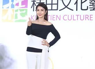 陳美鳳曬婚紗照露幸福甜笑 感性告白:謝謝對鳳鳳的疼愛