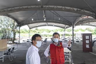 竹市獲配1.1萬劑疫苗 長照機構、洗腎者今開打