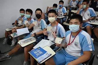 朴子國中會考成績亮眼  每3人就有1人可上嘉中嘉女