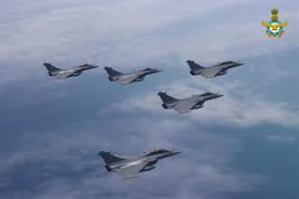 中印邊境空權爭奪 印度要用機海戰術