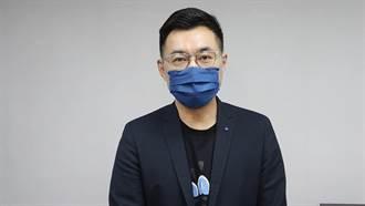 趙少康、連戰遭獵巫 江啟臣:問題在政府應取得足夠疫苗