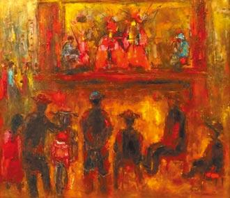 鄒森均 成立森之藝廊推廣美術