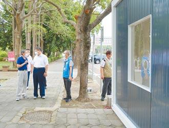 竹縣增社區篩檢站 每周將篩640人