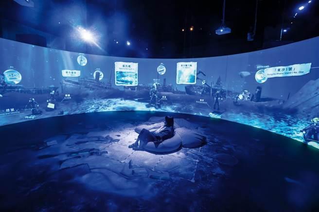 打開海底的時空寶藏 水下考古在台灣。(林旻萱攝)