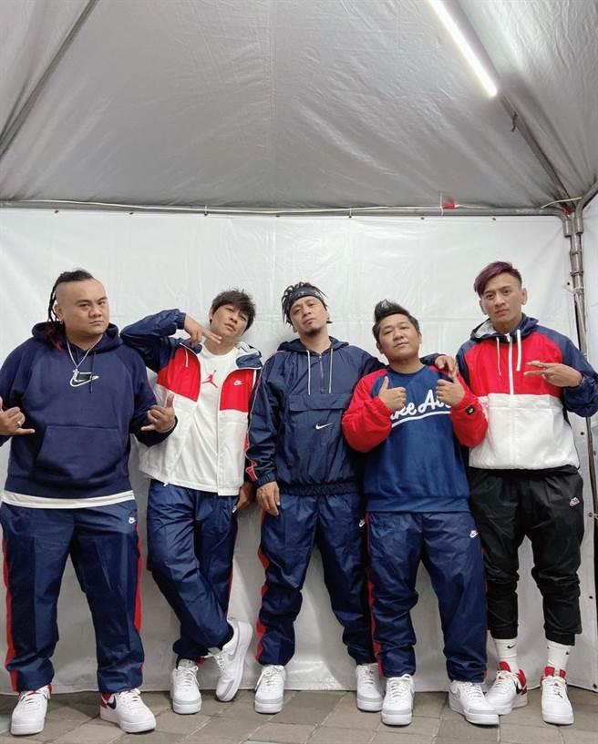 Boxing樂團已四年多沒發片。(摘自Boxing IG)
