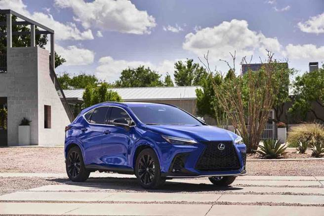 Lexus NX 第二世代導入多種新能源配置