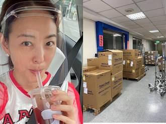 「救命神器」馬上到!賈永婕2天募6804萬買252台「HFNC」送各大醫院