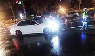 台中婦人大雨中遭賓士衝撞 機車解體送醫不治