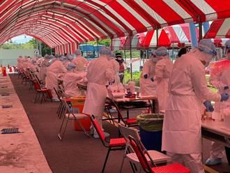 超級模式!京元電和北榮聯手18小時完成5千人PCR