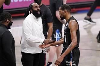 NBA》哈登G4繼續缺席 籃網主帥仍不肯鬆口