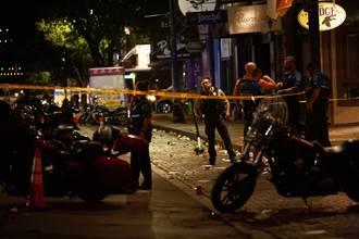 德州奧斯汀市中心槍擊案14傷 1嫌被捕另1嫌在逃