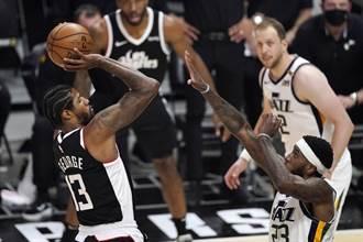 NBA》「Playoff P」歸位!快艇拒讓爵士聽牌扳回一城