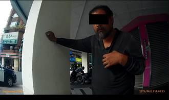 無視三級防疫令 高雄男沒戴口罩遊大街遭罰