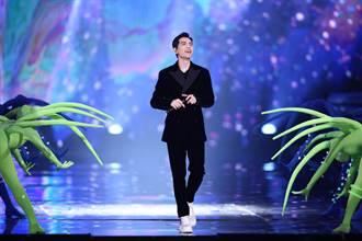 蕭敬騰萌跳自創舞步 魅力四射狂吸1600萬歌迷上線