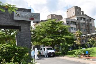 京元電竹南廠今日對移工展開第3波PCR篩檢