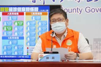 新竹縣竹東某醫院2患者確診 無公開活動足跡