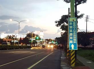 端午連假首日 台南返鄉人流較去年大減9成5