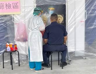 南投縣確診人數連4天嘉玲 疫苗16日開打籲準時避免群聚