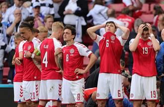 歐國盃》艾瑞克森昏倒仍直播搶救畫面 BBC發聲明道歉