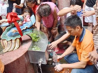 防疫優先 這間廟取午時水40多年傳統首度取消