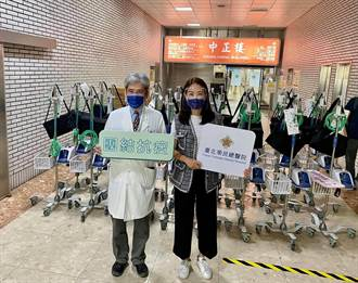 賈永婕公布捐342台「救命神器」于美人小S范瑋琪也捐
