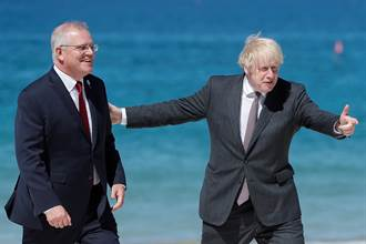 澳洲希望重啟對話 總理莫里森:準備好隨時和中國坐下來談