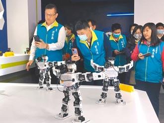 機器人教學中心 媒合7技高課程