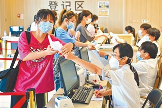 廣州接種新冠疫苗 突破千萬人