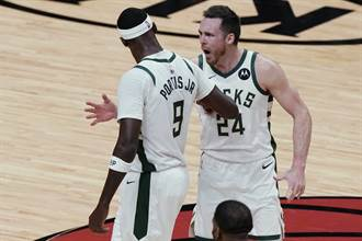 NBA》真是硬漢!康納頓遭肘擊眼角流血照樣打完