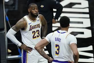 NBA》杜德利坦承詹皇變慢了 一眉哥下季接火炬