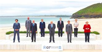 G7公报提台、港、疆议题 陆驻英使馆一一驳斥