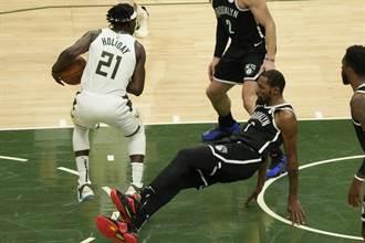 NBA》厄文、哈登不打G5!籃網3巨頭只剩杜蘭特