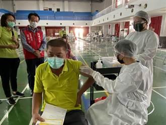嘉義縣8885名85歲以上長者 15日至18日接種疫苗