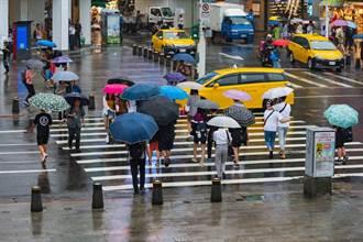 梅雨季還沒完 不定時降雨熱區曝 下周全台又變天