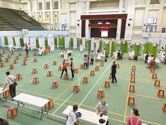台南3大疫苗站開張 接種4379人