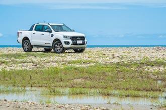 全性、實用配備再加碼 Ford Ranger運動型大升級