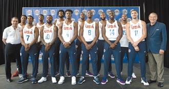 前進東奧倒數39天》籃球-疫情攪奧運 擾美國男籃4連霸