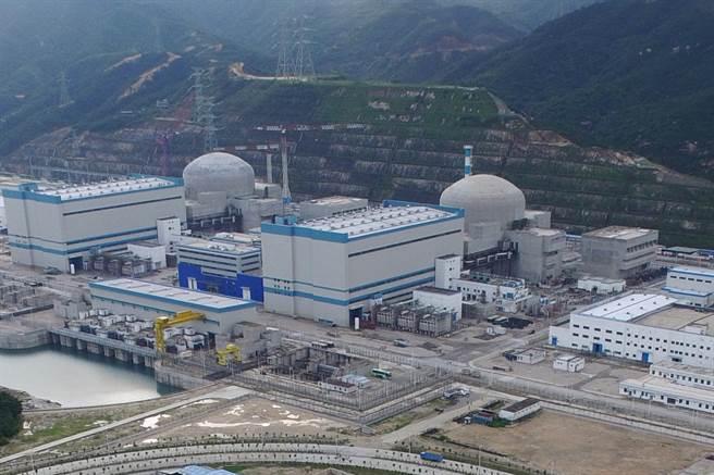 廣東台山核電廠,採用歐洲壓水式反應爐,卻屢屢被技術提供方,也就是法國法馬通公司的質疑。(圖/中廣核集團)