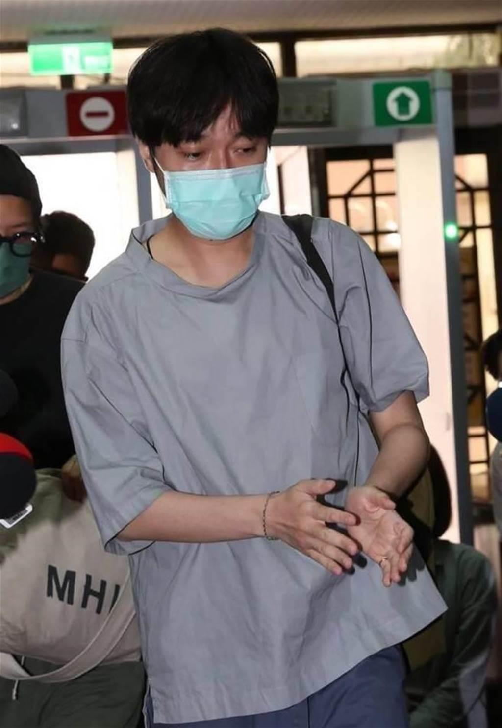 蘇打綠主唱吳青峰被恩師林暐哲控告違反著作權遭起訴,台北地院15日判他無罪。(本報資料照片)
