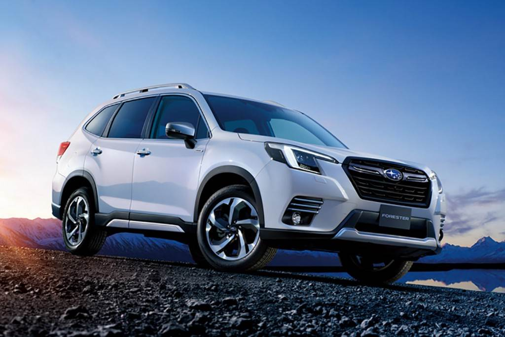 外觀導入「BOLDER」樣貌,Subaru Forester 中期改款在日預售