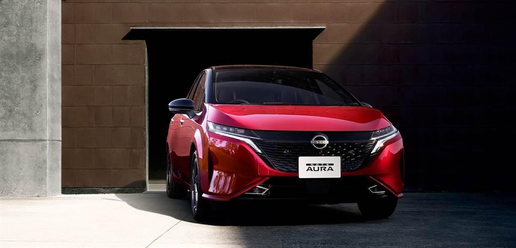 加寬 40mm 打造高級小車之姿,Nissan Note AURA e-POWER 日本發售!