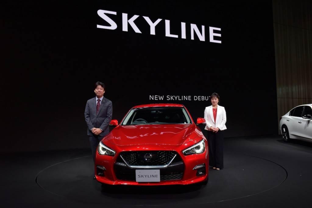 「日產絕對不會放棄SKYLINE!」Nissan副社長否認停止開發SKYLINE
