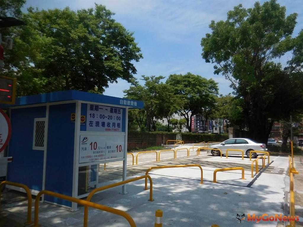 區域利多 高雄捷運R18站周邊增加停車供給
