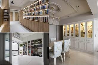 秀出你的心頭好!4個室內設計師最愛用的展示櫃設計