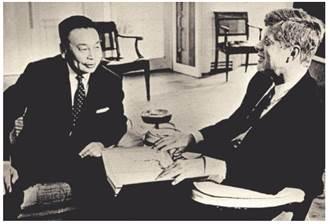 史話》郭冠英專欄/甘迺迪遭刺 美台合作喊卡──王錫爵為國立義(七)