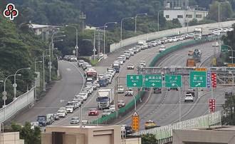 端午連假匝道儀控管制被罵爆 高公局:交通量比去年少59%