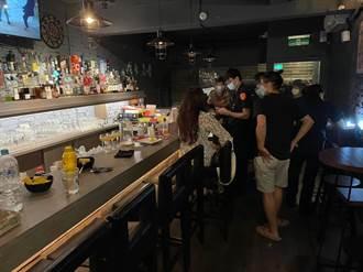 酒吧趁端午偷營業被逮 業者:員工回店打掃